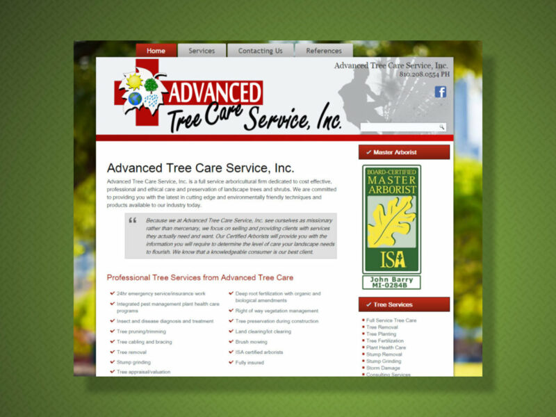 Advanced Tree Care Services