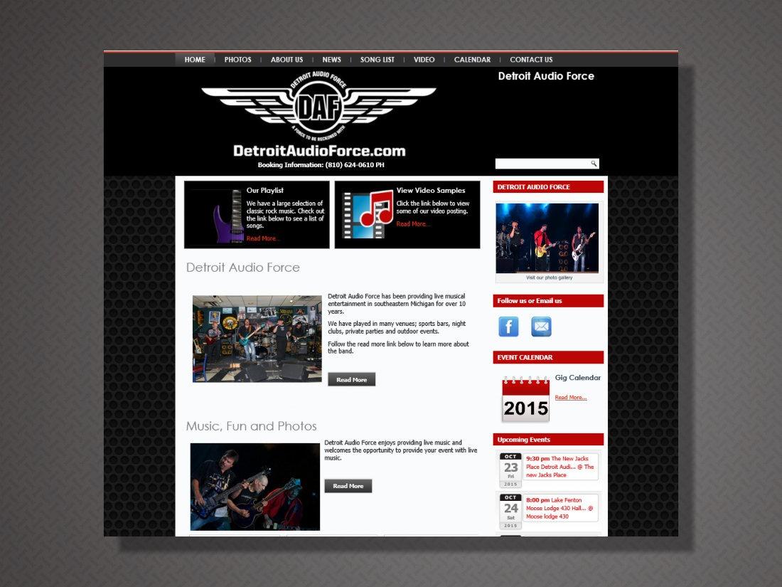 Detroit Audio Force