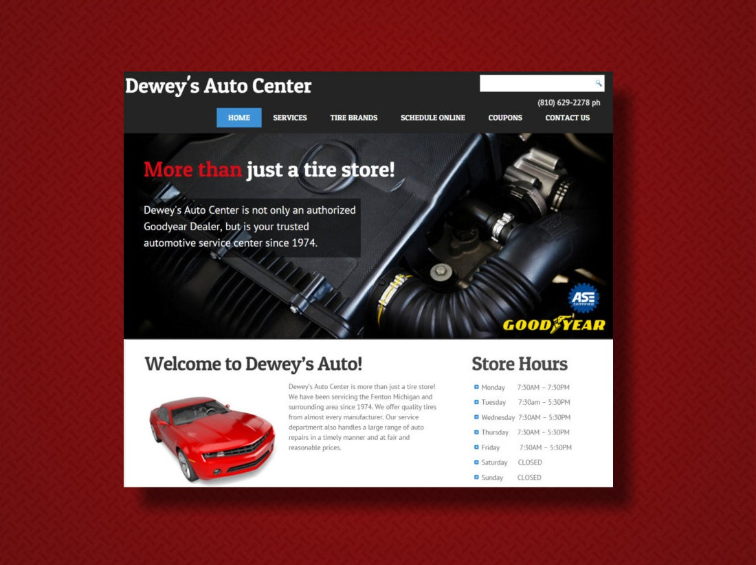 Dewey Auto Center Fenton