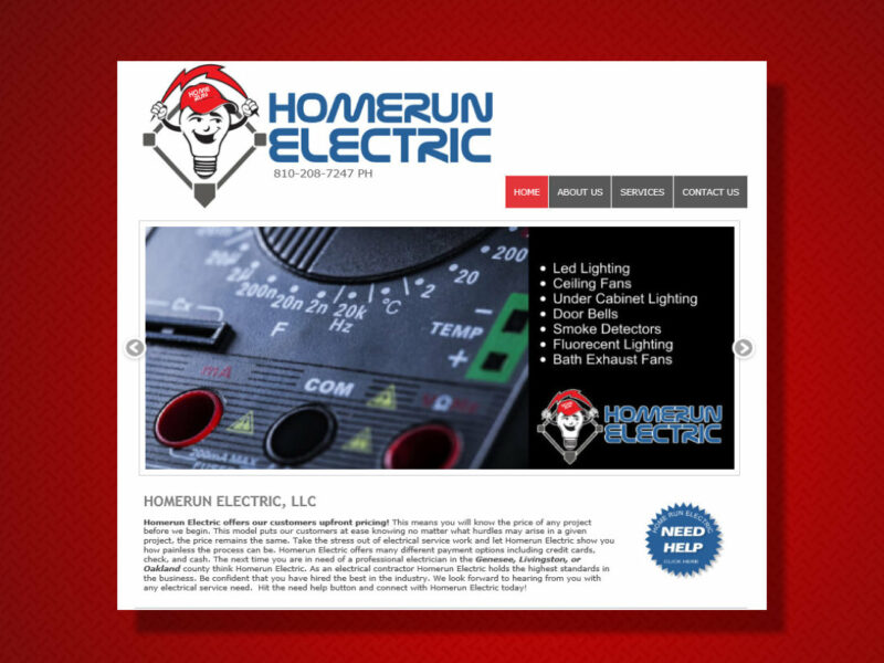 Home Run Electrical Contractors