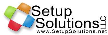 Setup Solutions LLC Header