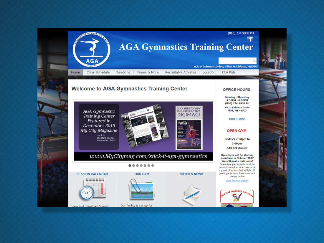 AGA_Gymnastic_Center_Flint_MI